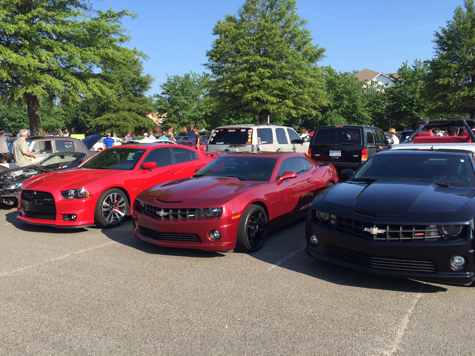 Cars Coffee July 2016 Charlotte Area Car Shows