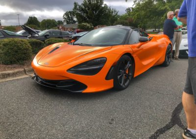 Mclaren 720S at Caffeine & Horsepower