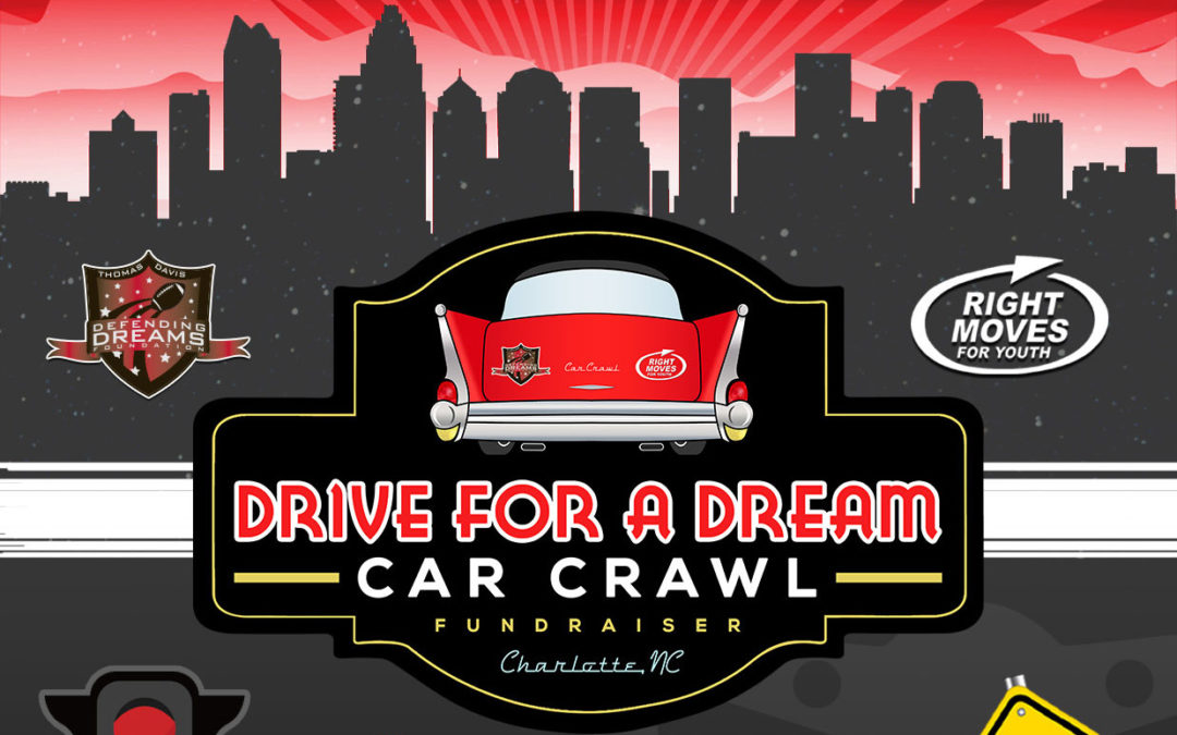 Drive For A Dream Car Crawl (Postponed)