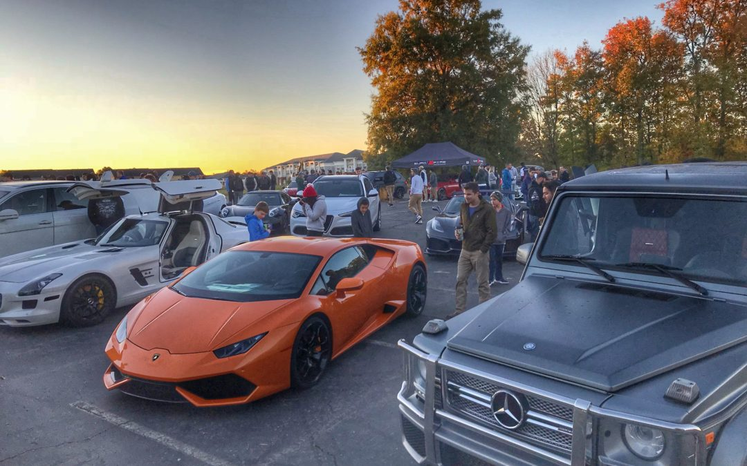 Cars & Coffee – November 2018