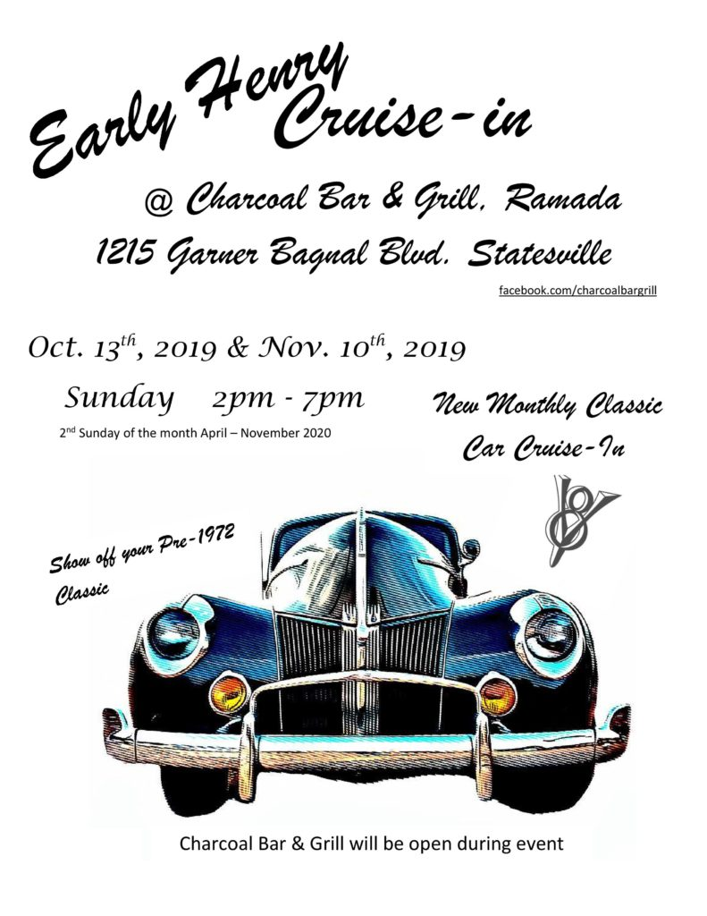 Early Henry Cruise-In