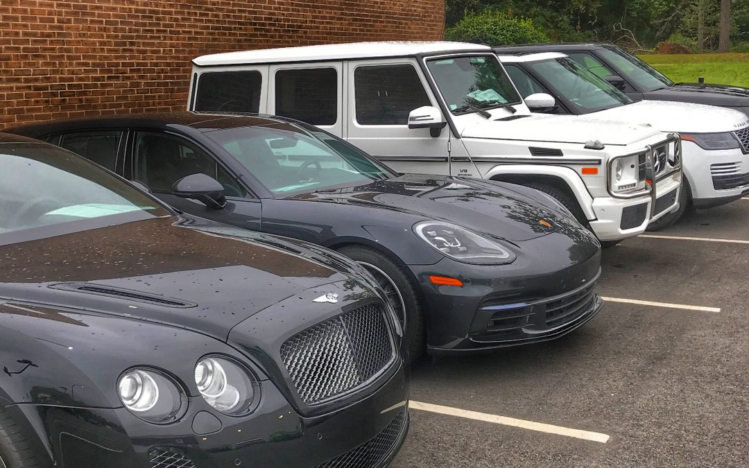 Monthly Car Shows in the Queen City