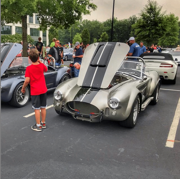 December 7-8 – Charlotte Car Shows